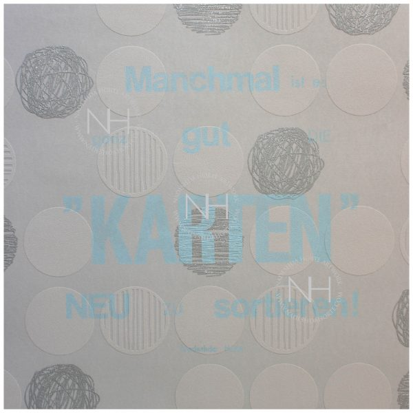Lebensweisheiten Karten Buchdruck Nadeshda Horte