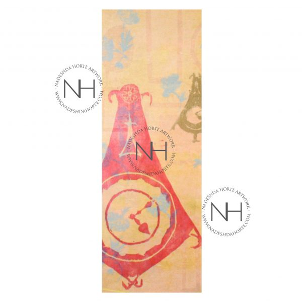 Lesezeichen, Die Uhr des Lebens, Nadeshda Horte
